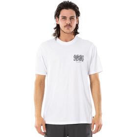 Rip Curl Mind Wave Logo Tee Men, blanco